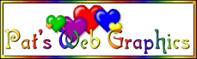 Pat's Web Graphics